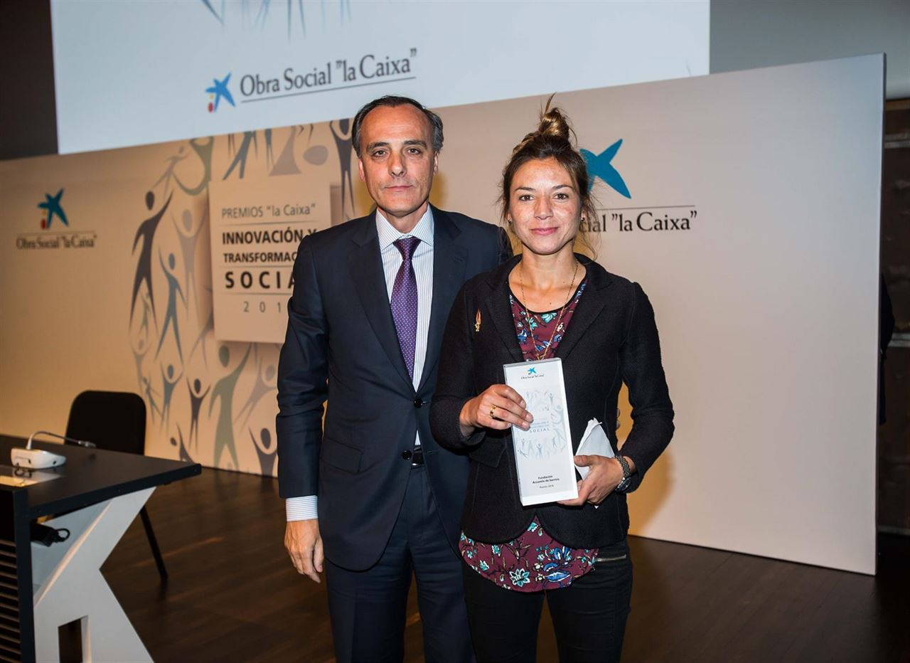 Premio La Caixa Acuarela